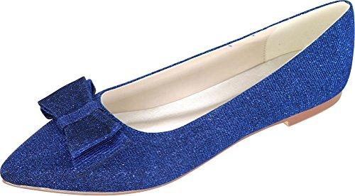 Poliuretano Mujer Azul Nice De Find Ballet qtIxZ