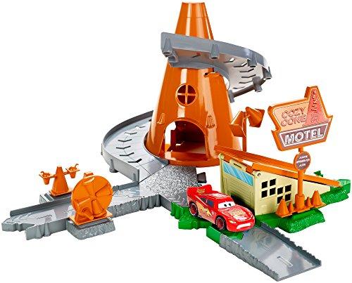Cars Movie Radiator Springs - Mattel Disney/Pixar Cars Radiator Springs Cozy Cone Motel Playset