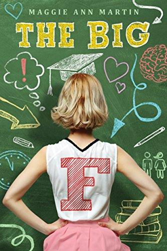 """""""The Big F"""" av Maggie Ann Martin"""