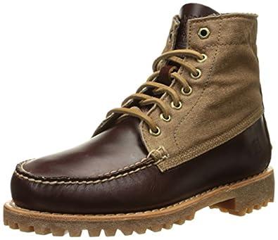 Timberland Men's Timberland Authentics Leather Chukka Boot