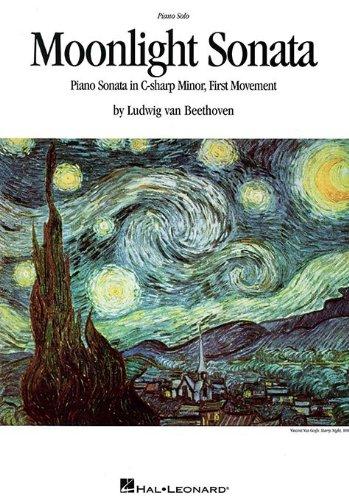 Music Sonata Moonlight Sheets (Moonlight Sonata (Sheet Music))