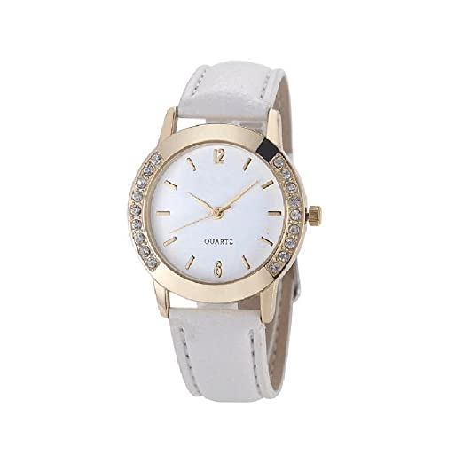Amazoncom Women Watchsmtsmt Womens Diamond Quartz Wrist Watch
