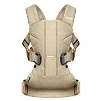 Baby Carrier One - Birchwood Beige, Cotton (Limited Edition Color)
