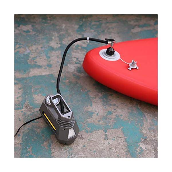 SayHia Schlauchboot Ventiladapter/Luftpumpenadapter,Tragbare aufblasbare SUP pumpe Adapter Boot pumpe luftventil paddel… 5 spesavip