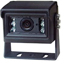 Boyo VTB201 Night Vision Bracket Mount Type Camera with Built-in Mic (Black)