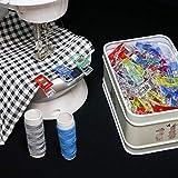 Multipurpose Sewing Clips, 105 Pcs Premium