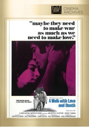 Walk With Love and Death, A by Twentieth Century Fox Film Corporation by John Huston by Twentieth Century Fox Film Corporation