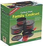 Coghlan's Non-Stick Carbon Steel Camping Cook Set, 10-Piece