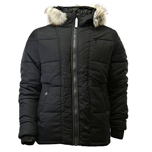 G-Star Whistler Hooded Fur Insulated Winter Jacket for sale  Delivered anywhere in USA