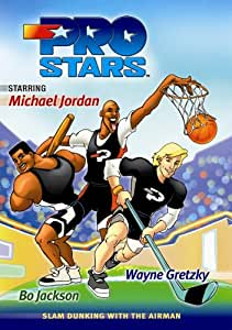 ProStars: Slam Dunking with the Air Man