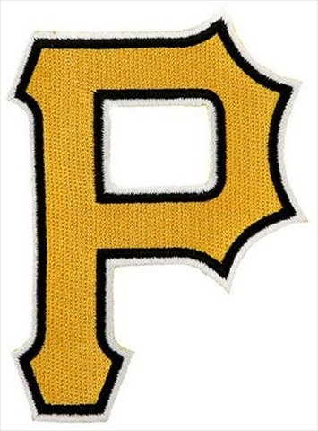 amazon com emblem source pittsburgh pirates p hat logo patch rh amazon com pittsburgh pirates logo pics Pittsburgh Penguins Logo