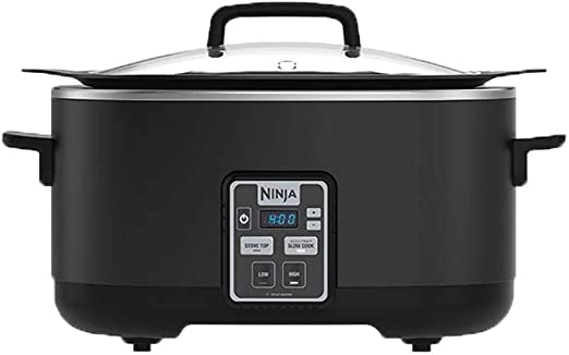 Amazon.com: BRAND NEW Ninja 2-in-1 6 Quart Stove Top Digital ...