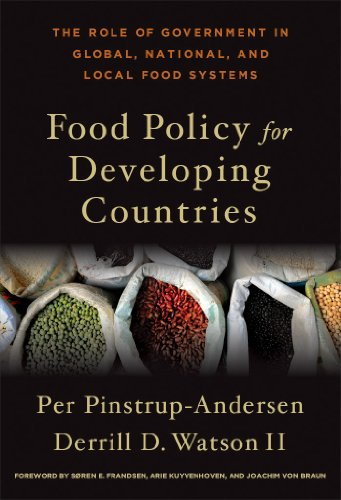 Food Policy for Developing Countries: The Role of Government in Global, National, and Local Food Systems (Role Of Education In Development Of Country)
