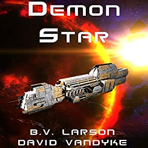 Demon Star Audiobook