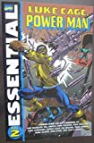 img - for Essential Luke Cage Power Man TP Vol 02 book / textbook / text book