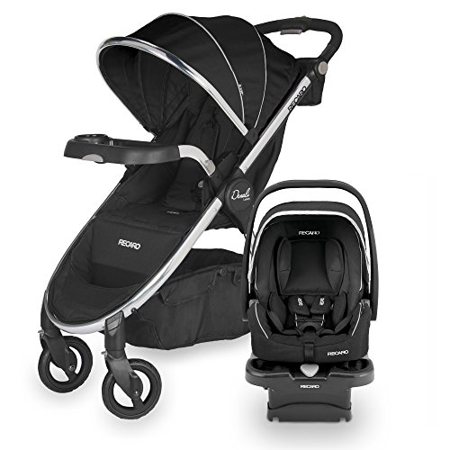 RECARO Performance Denali Luxury Travel System, Onyx