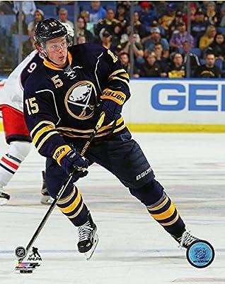 "Jack Eichel Buffalo Sabres NHL Action Photo (Size: 8"" x 10"")"
