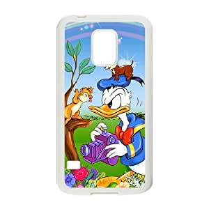 Phone Accessory for Samsung Galaxy S5 Mini Phone Case Donald Duck D1303ML