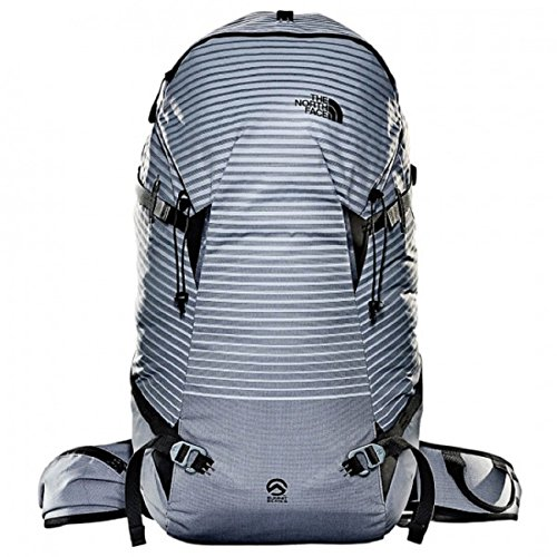 North Face Equipment (THE NORTH FACE Summit Alpine 50 Pac Mid Touring backpack MID GREY/TNF BLACK SZ S/M)