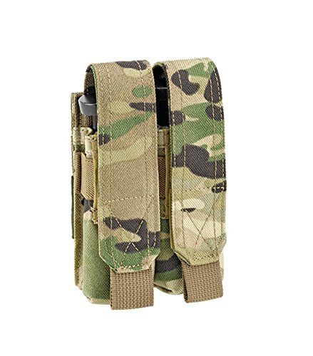 DEFCON 5 Magazintasche für 2 Pistolenmagazine, 15 x 9.5 x 5 cm