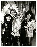 Guys N' Dolls Thereza Bazar David Van Day Pop Group Original Vintage Photo