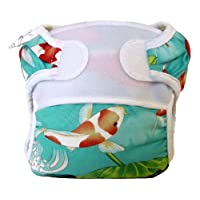 Image: Bummis Swimmi Cloth Diapers | guaranteed lead, phthalate and bpa free | snug and comfortable fit stretchy soft lycra bindings