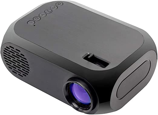 Mini Proyector LED, Proyector De Películas Portátil, Proyector De ...