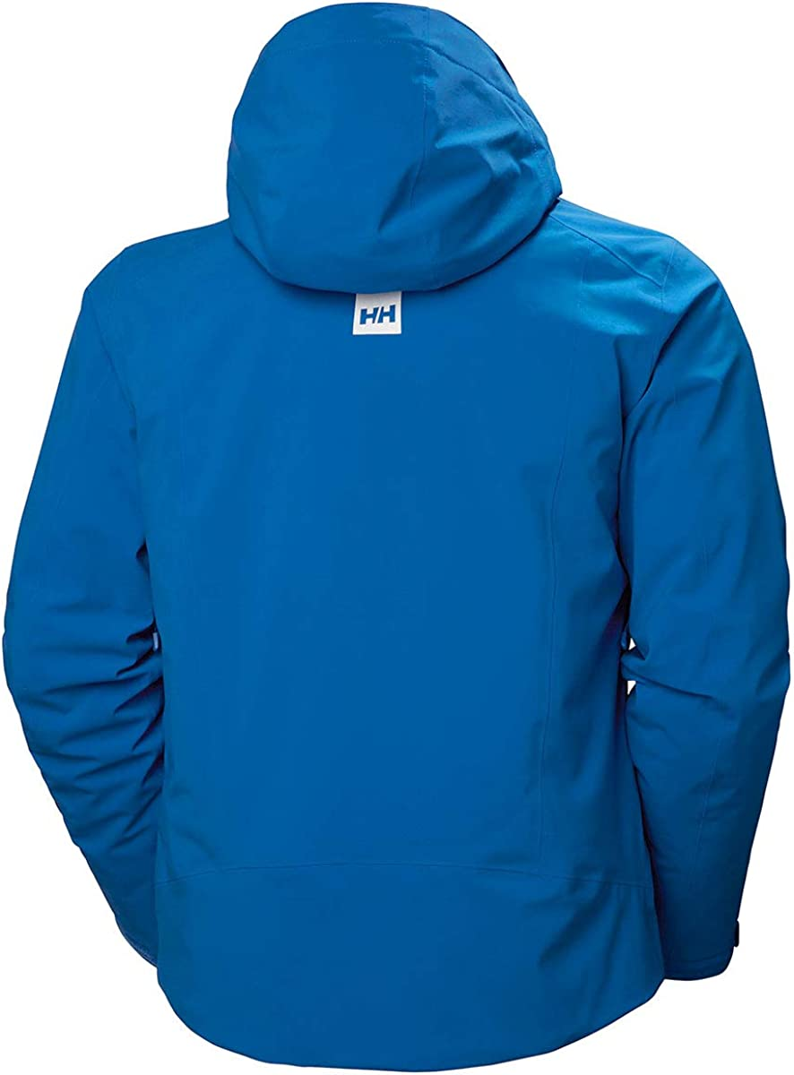 Helly Hansen Mens Alpha 3.0 Insulated Ski Jacket