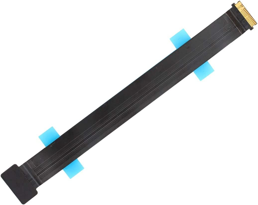 "XtremeAmazing NEW Trackpad Touchpad Ribbon Flex Cable 821-00184-A Replace for Apple Macbook Pro Retina 13"" A1502 2015"