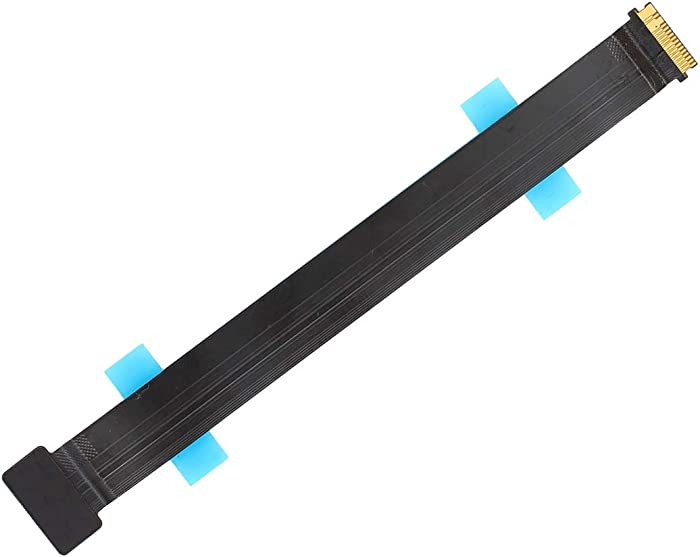 """XtremeAmazing NEW Trackpad Touchpad Ribbon Flex Cable 821-00184-A Replace for Apple Macbook Pro Retina 13"""" A1502 2015"""