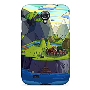 New Cute Funny Cartoons Adventure Time Cases Covers/ Galaxy S4 Cases Covers