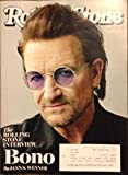img - for Rolling Stone Magazine (January 11-25, 2018) Bono Cover The Rolling Stone Interview book / textbook / text book