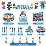 Cocomelon Party Supplies,Cocomelon Party Theme