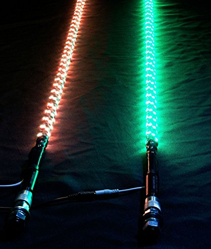 5150 Whips High Powered LED Color Changing Whip with Wireless Remote - Crazy Bright. Crazy Strong. (2 LED Whips - 2Ft) by 5150 Whips (Image #6)