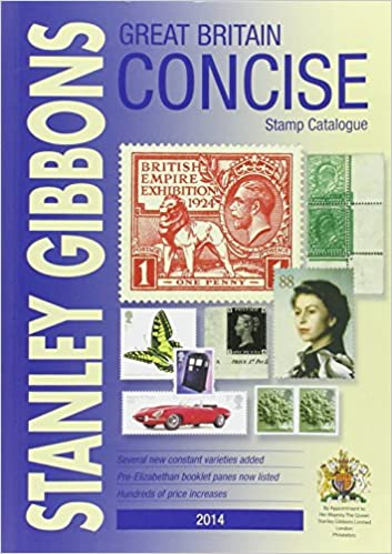 Buy Stanley Gibbons Stamp Catalogue: Great Britain Concise Book