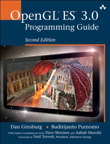 Download OpenGL ES 3.0 Programming Guide (2nd Edition) Pdf