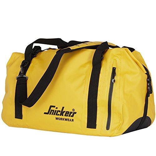 Snickers Workwear - Bolso de asas para hombre amarillo - amarillo