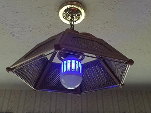 Bug Zapper LED Bulb White