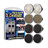 Perfect Fit Button 8 Pieces Kit Jeans Button (pack of 8)