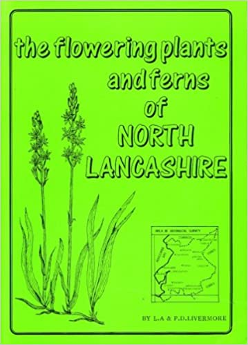 Flowering Plants and Ferns of North Lancashire: Amazon co uk