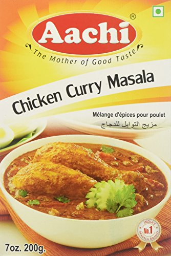 Aachi, Chicken Curry Masala, 200 (Curry Powder Chicken)