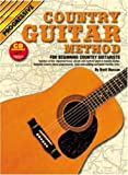 CP69077 - Progressive Country Guitar Method Book/CD
