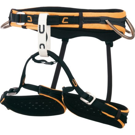 CAMP USA Stratos Harness Black/Orange, XL by CAMP