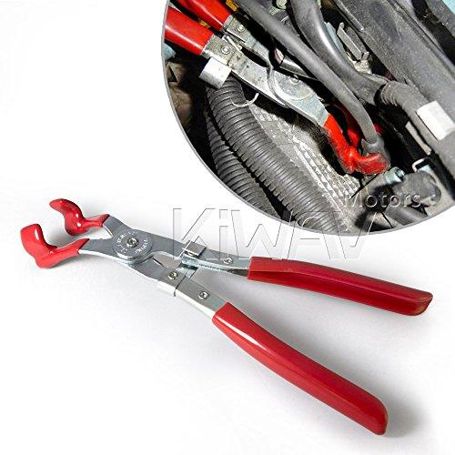(KiWAV 45 degree spark plug pliers car motorcycle)