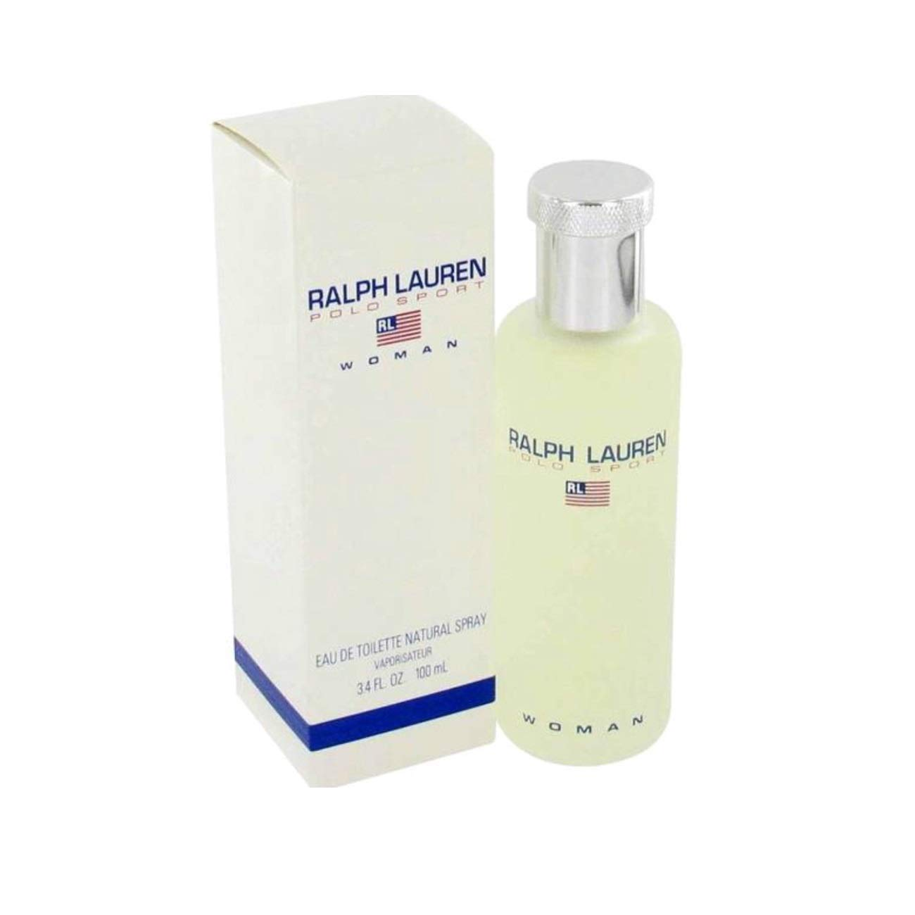 RALPH LAUREN POLO SPORT WOMAN EAU DE TOILETTE 100ML VAPO,: Amazon ...