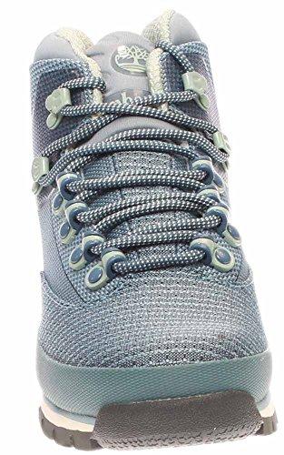 Timberland Mens Shoe Lite Jacquard EURO Blue Jacquard Hiker wOqwH4p
