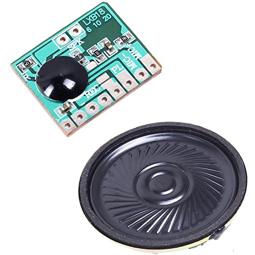 Icstation 6 seconds voice recorder recording module cob board with icstation 6 seconds voice recorder recording module cob board with 05w speaker for diy musical box greeting cards buy online in uae m4hsunfo