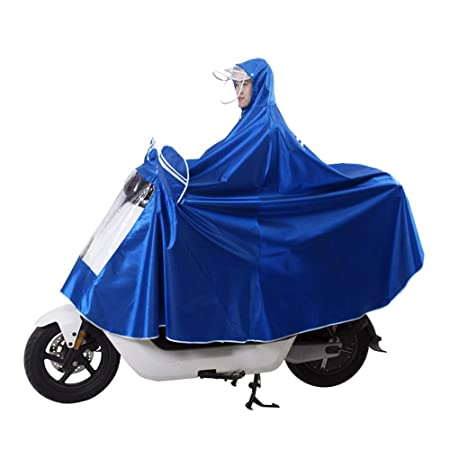 Ainuo Electric Car Raincoat Poncho Motorcycle Increase Thick Adult