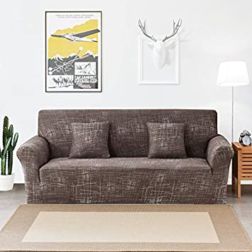 Amazon.com: XGM GOU Sofa-Slipcovers Tight Wrap All-Inclusive ...