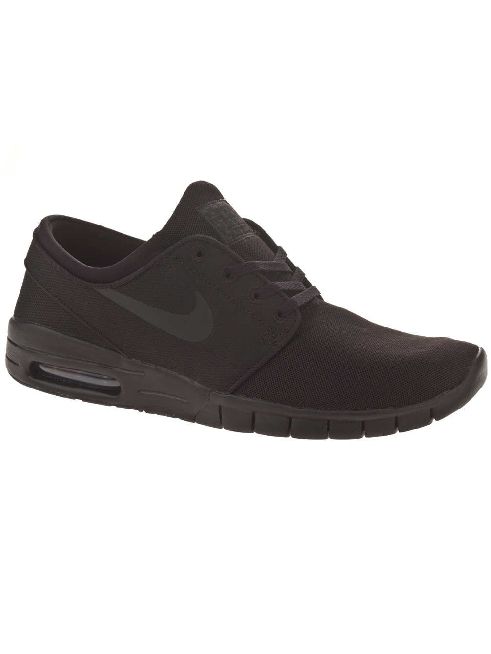 reputable site 14ee3 aea02 Galleon - Nike Stefan Janoski Max Mens Sneakers, Black Black Anthracite, 8.5  D(M) US